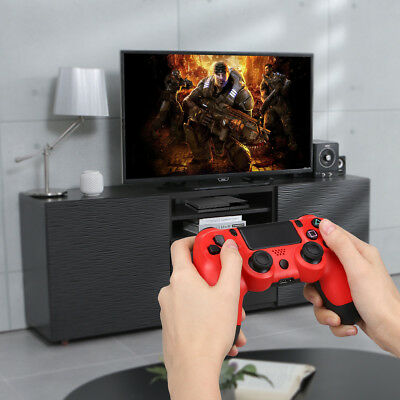 PS4 Controller Bluetooth Gamepad Six Axies Wireless Controller for PlayStation 4