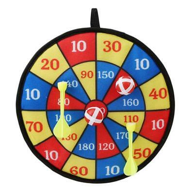 Plastic Ball Needle Safety Fabric Paper Dart Board Plate Suit Children Toy MA