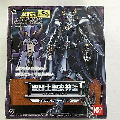(JP Ver)USED BANDAI Saint Seiya Cloth Myth GRIFFON MINOS Action Figure JAPAN
