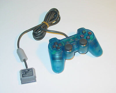 Sony Dualshock Controller PlayStation 1 PS1 Emerald Green SCPH-1200 OEM