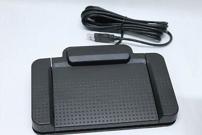 Philips ACC2310/00 USB One-Touch Control Foot Pad (3 Pedal)