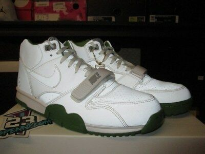 quality design b8a39 5cee6 Nike Air Trainer 1 Mid Sp Fragment White 3M Reflective Chlorophyll 806942  113