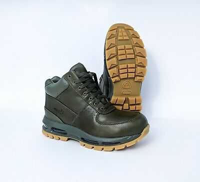 451b77d2c1e NIKE AIR MAX Goadome ACG Boots Olive Mens Size 6 865031-209 FREE PRIORITY