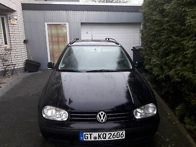 vw golf 4 variant tdi