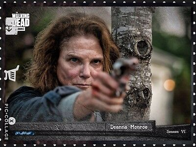 Topps Walking Dead Card Trader - Epoch Deanna Monroe *Digital