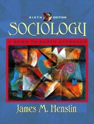 Sociology: A Down-to-Earth Approach (6th Edition), Henslin, James M.,0205352243,
