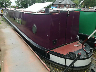 Artemis - 60 foot traditional stern narrowboat ***JUST ARRIVED***