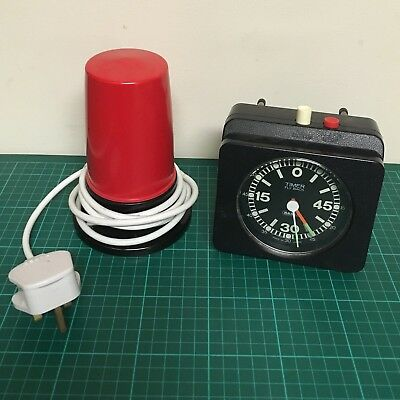 Paterson darkroom Lamp light and Flyback Timer Hansa made in Japan