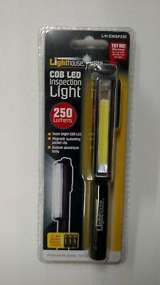 Cob LED Inspection Lamp by Lighthouse 250 Lumens Very Bright / Torch