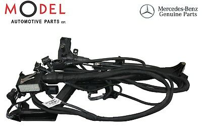 MERCEDES-BENZ GENUINE ENGINE Wiring Harness Cable 1244403833 M111 W124 on