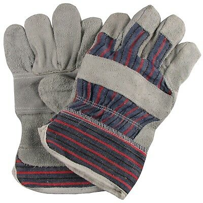 Langley Branded Pack of 10 pairs Canadian Rigger Gloves