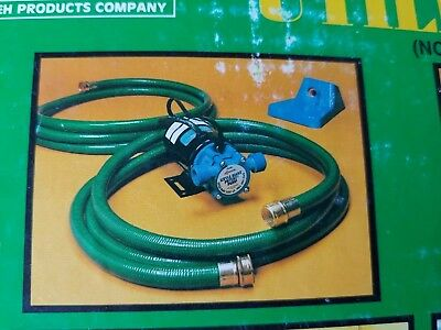 Little Giant Potent UTILITY PUMP 115v PPS-1 Water Wizard w/ Hose in Box