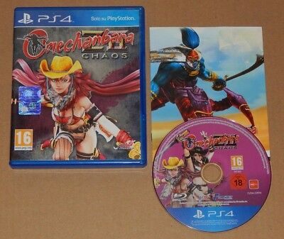 ONECHANBARA Z2 CHAOS (pari al nuovo) (ITALIANO) x Console Sony Playstation 4 PS4