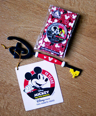 Mickey Mouse 90th Birthday cast member exclusive pack