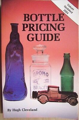 Bottle Pricing Guide by Hugh Cleveland - 1988 - PB