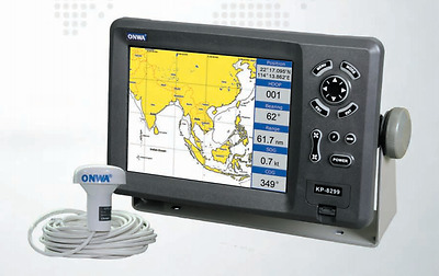 Traceur ChartPlotter GPS - cartographie inclue