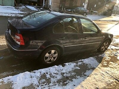 2004 Volkswagen JETTA GLS Sedan 4Door *Sunroof* 2004 Volkswagen JETTA GLS Sedan 4Door *Sunroof*