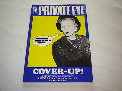Private Eye Cover-Up! from 1989