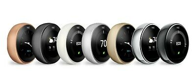 Brand New Nest Learning Thermostat 3rd Generation - All Colors