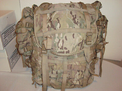 Us Military Issue Molle Ii Large Rucksack Multicam Complete Assembly