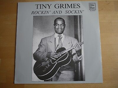 Tiny Grimes Rockin and Sockin Oldie Blues OL 8009