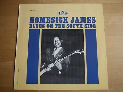 Homesick James Blues on the Southside Ace