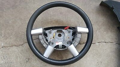 Vy Vz Leather Steering Wheel Calais Berlina Commodore Hsv Holden Statesman Ss