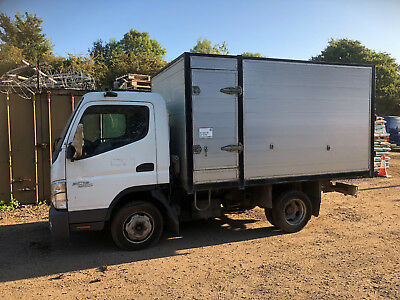 Mitsubishi Canter Fuso tipper - 2011- 3.5t - spares or repairs