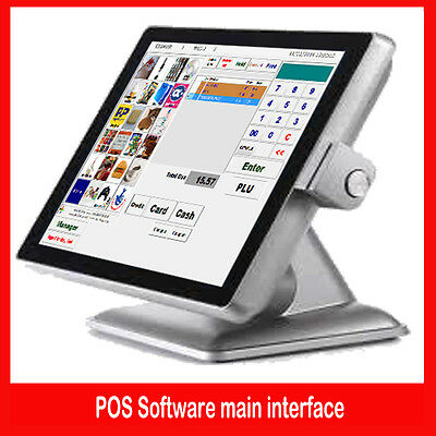 Professional Point of Sale POS Software for Corner Shop, Restaurant & Takeaway