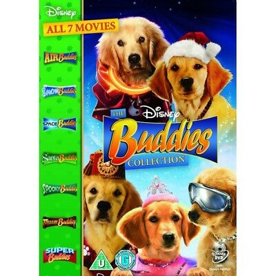 Cofanetto Disney Buddies Collection (7 Dvd) [Edizione: Paesi Bassi] Film-347836