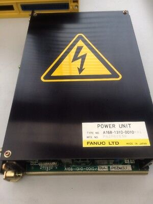 Fanuc power unit A16B-1310-0010-01