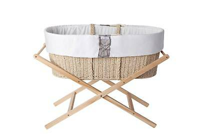Bebelicious Moses basket and stand