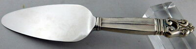 ROYAL DANISH by INTERNATIONAL STERLING SILVER HANDLE CHEESE PASTRY SERVER