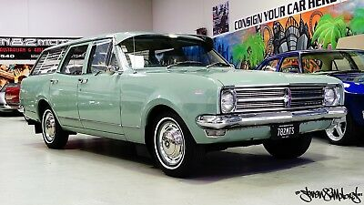 Holden HK Kingswood Wagon suit HG HT HQ Monaro Chevy Ford XY GT Falcon Valiant