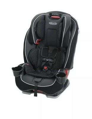 NEW Graco Slim Fit Convertible Car Seat - Camelot