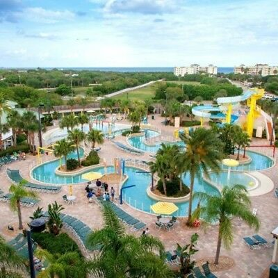 Florida Beach Resort at Cape Canaveral 4th of July Week 2BR 6/30/19 - 7/7/19