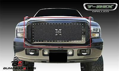 T-Rex 6715611-BR X-Metal Mesh Grille Assembly for 2005-2007 Ford F-250/F-350 SD