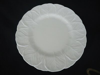 wedgwood coalport countryware  white dinner plate