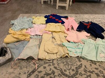 Huge Vintage Baby And Toddler Clothing Lot