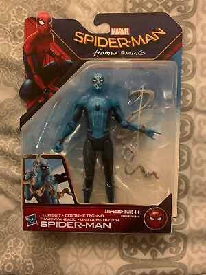 Hasbro Spider-Man Homecoming Blue Spiderman - New In Box
