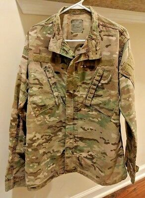 Multicam Medium Regular MR Shirt / Coat Flame Resistant FRACU Original OCP Army