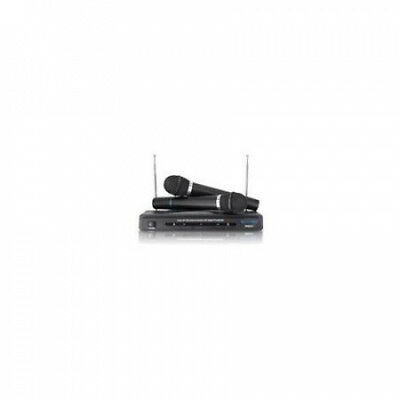 Technical Pro WM201 Dual signal VHF high band microphone system. Free Delivery