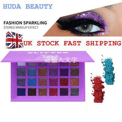 NEW Huda Beauty The New Nude Eye Shadow Palette 24 Colours