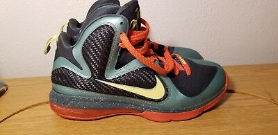new concept 7d13a 95509 Nike Lebron 9 Cannon Sole Needs Reglue 469764-004