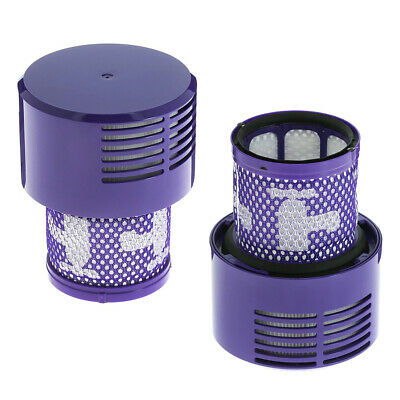 Washable Filter Unit For DYSON Cyclone V10 Animal/Absolute+/ Total Clean Vacuum
