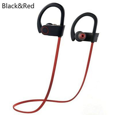 Wireless Bluetooth 4.1 Headset Sport Headphone Earphone HiFi Stereo Bass Earbuds