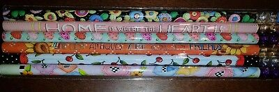 Mary Engelbreit Pencils, 6 in package