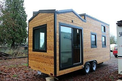 23' Cascadia Model - New Tiny Home For Sale