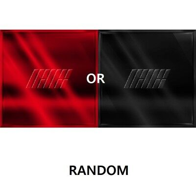 iKON [THE NEW KIDS] New Kids Repackage RANDOM VER. Sealed CD+Book+Card+etc K-Pop