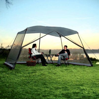Ozark Trail 13X9X7H Large Roof Screen House Beach Tent Shelter Canopy Camping